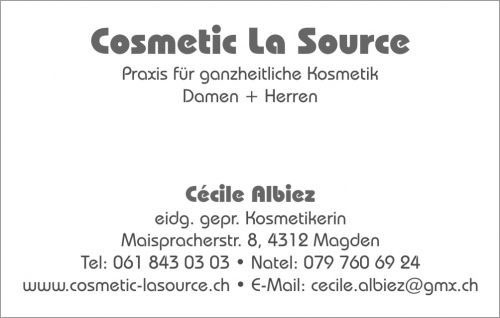 Cosmetic La Source