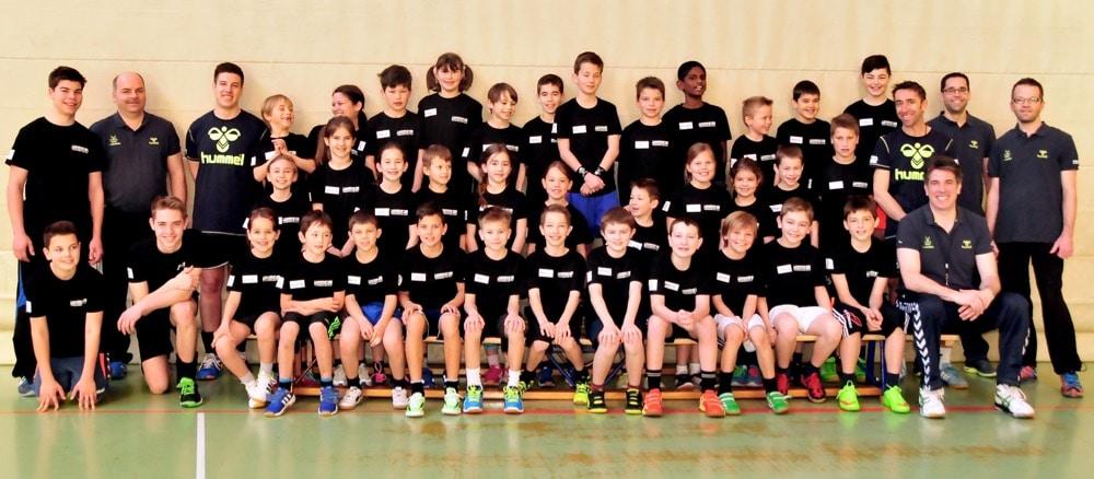 Trainingstage Gruppenfoto