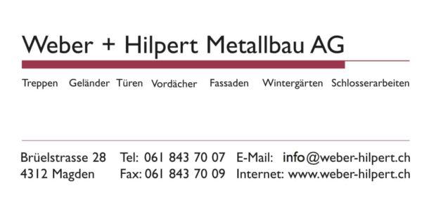 Weber Hilpert Logo