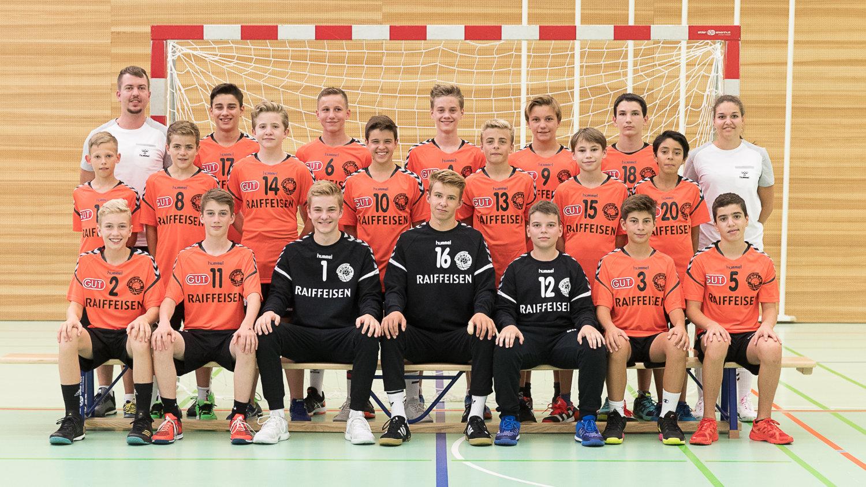 SG Möhlin/Magden MU15 Inter