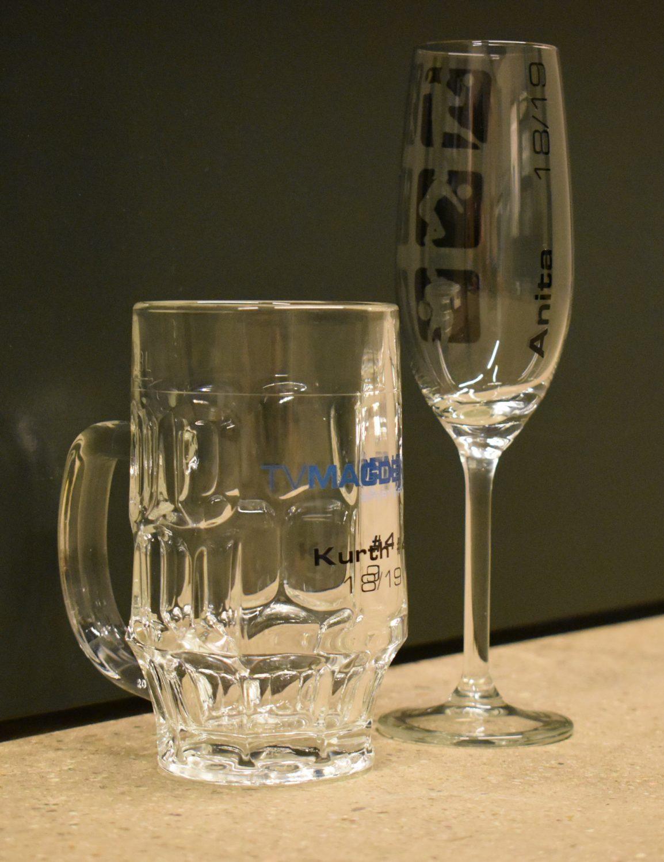 Glas-Sponsoring