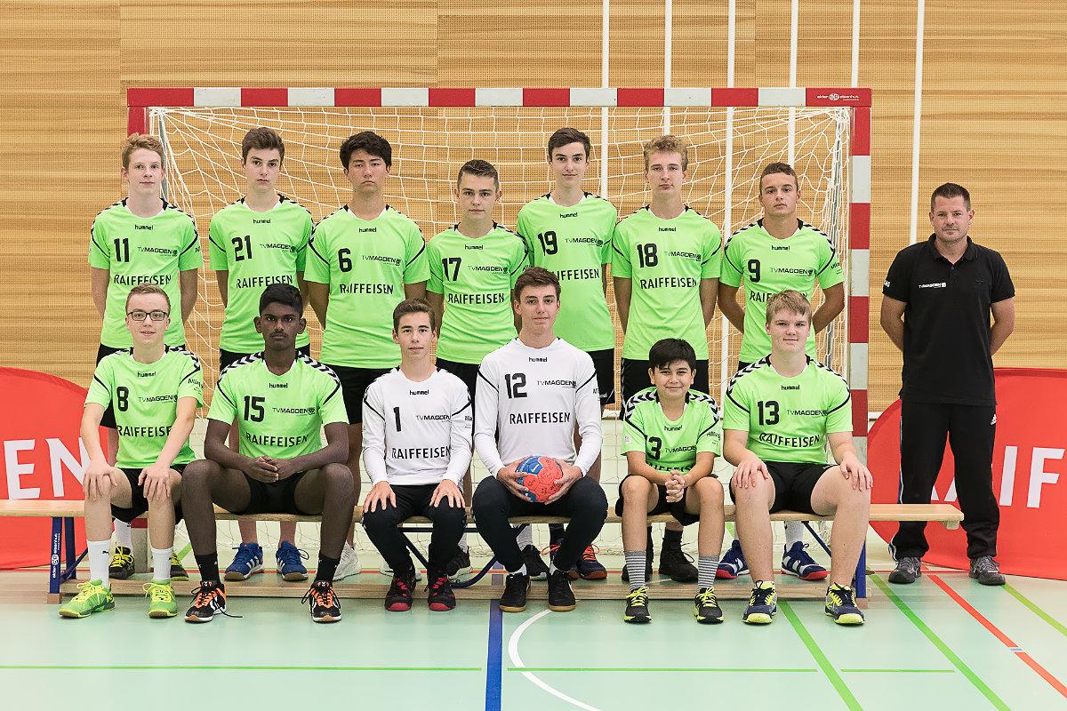 SG Magden/Möhlin MU17 Promotion
