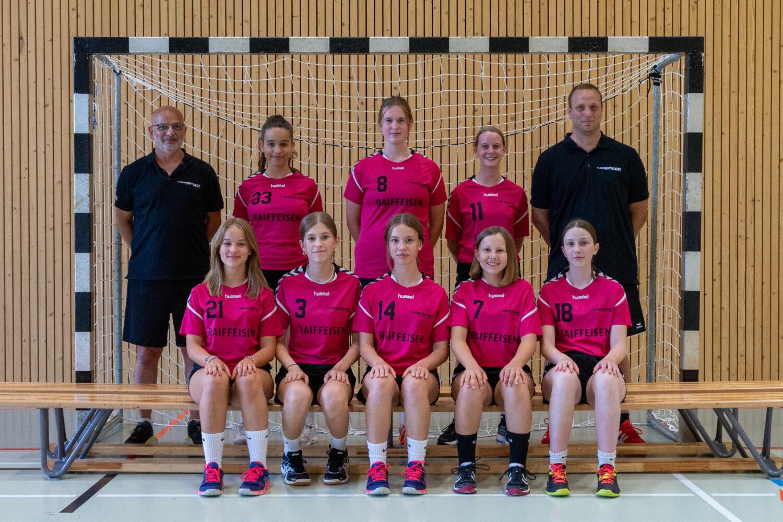 SG Magden/Möhlin FU16 Promotion